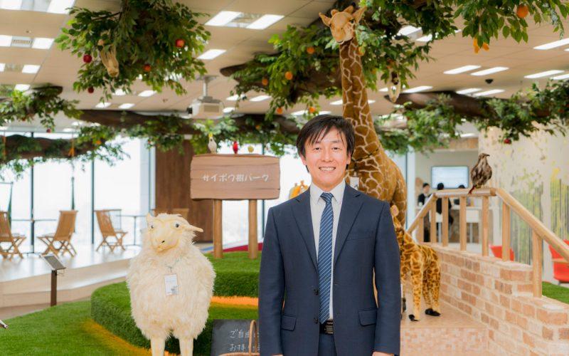 サイボウズ株式会社 青野慶久社長 サムネイル画像2