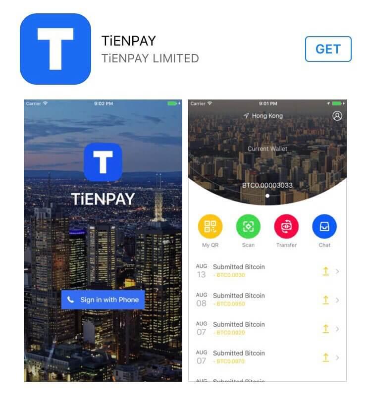TiENPAY