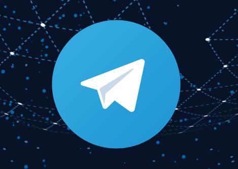 Telegramロゴ