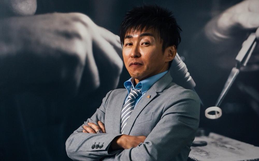 中野猛 リブート ReBoot Takeshi_Nakano