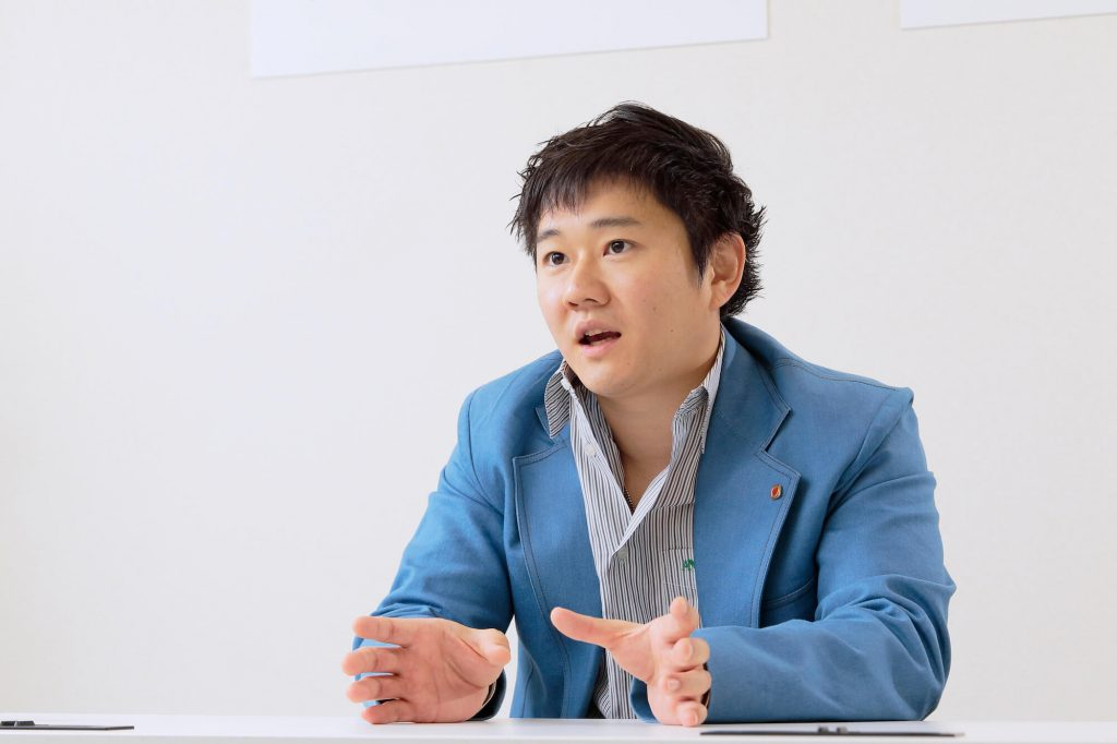 OKWAVEとWowooの松田元氏