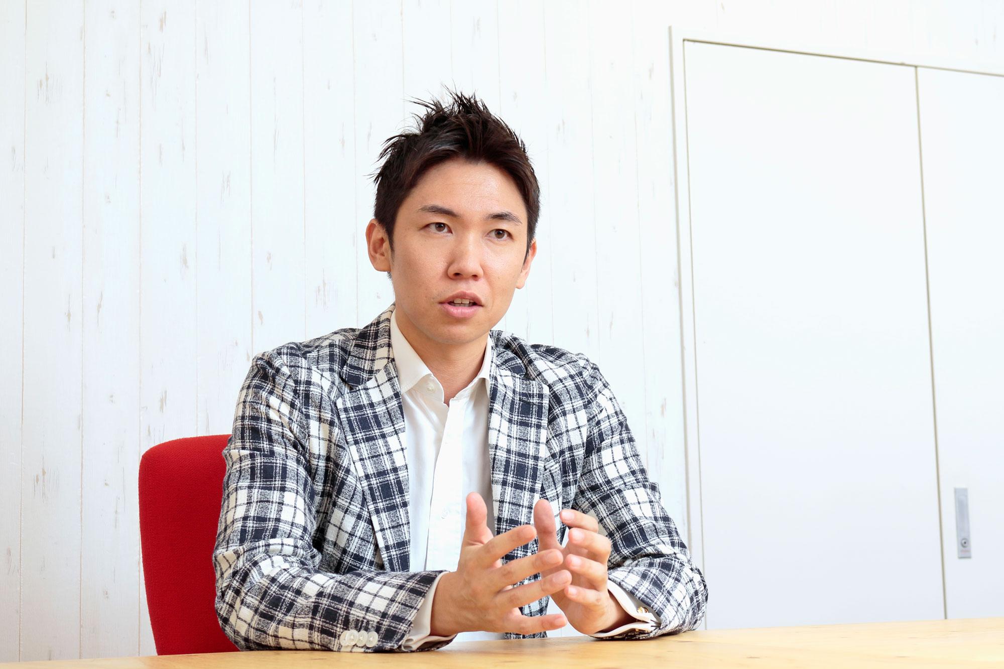 小嶋祐輔 インタビュー画像6