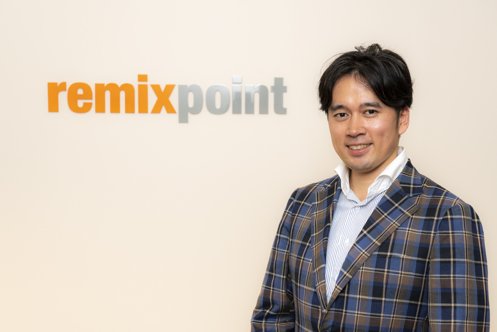 株式会社リミックスポイント CEO 小田玄紀 インタビューサムネイル