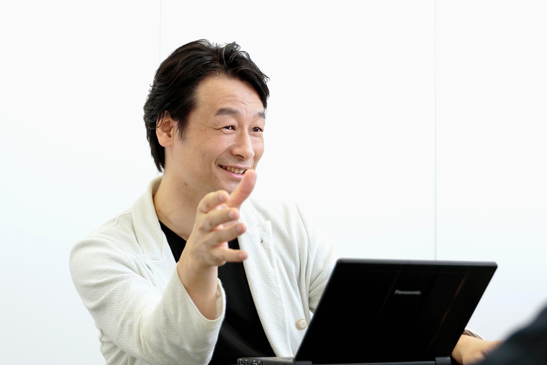 株式会社プロレドパートナーズ 代表取締役 佐谷進 インタビュー 1-1