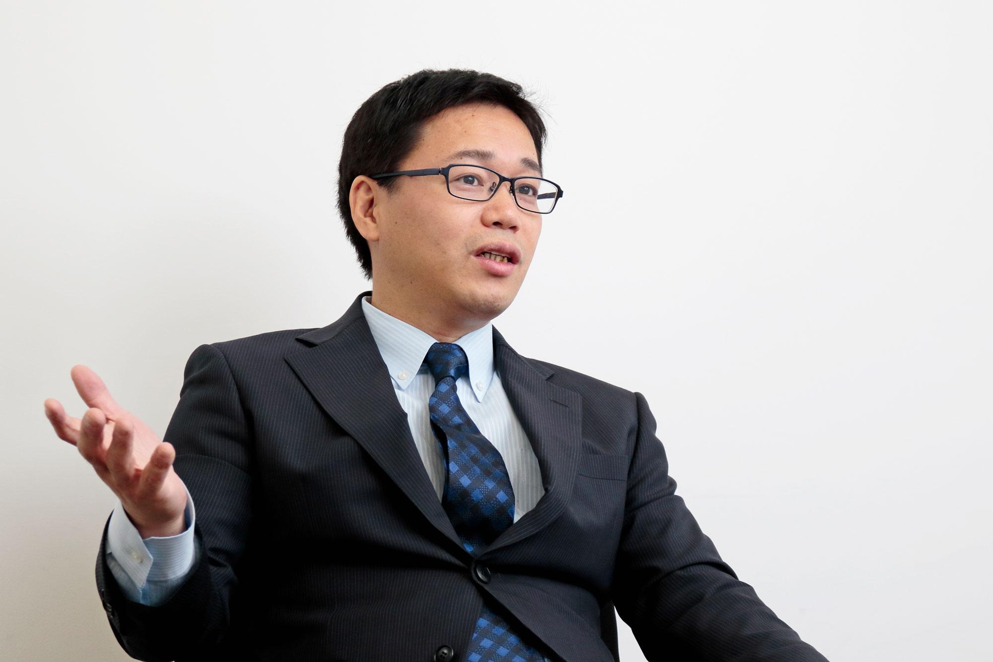 代表取締役社長 藤井 一郎