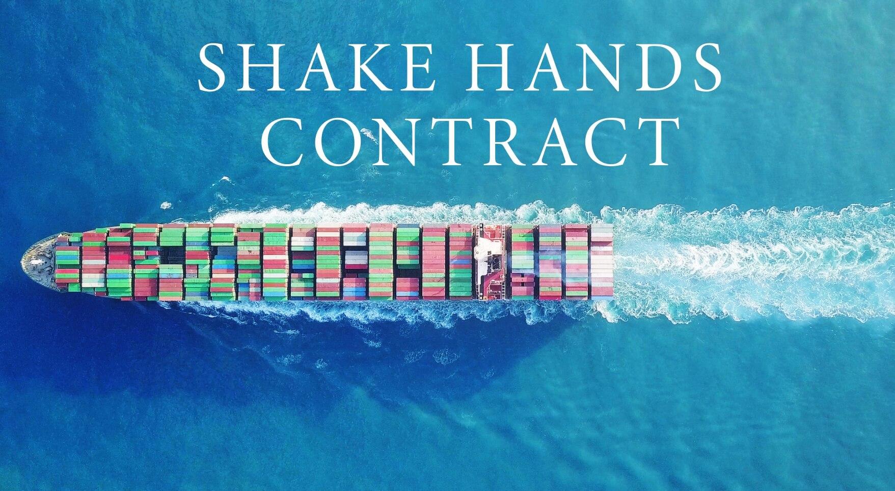 Shake Hands Contract
