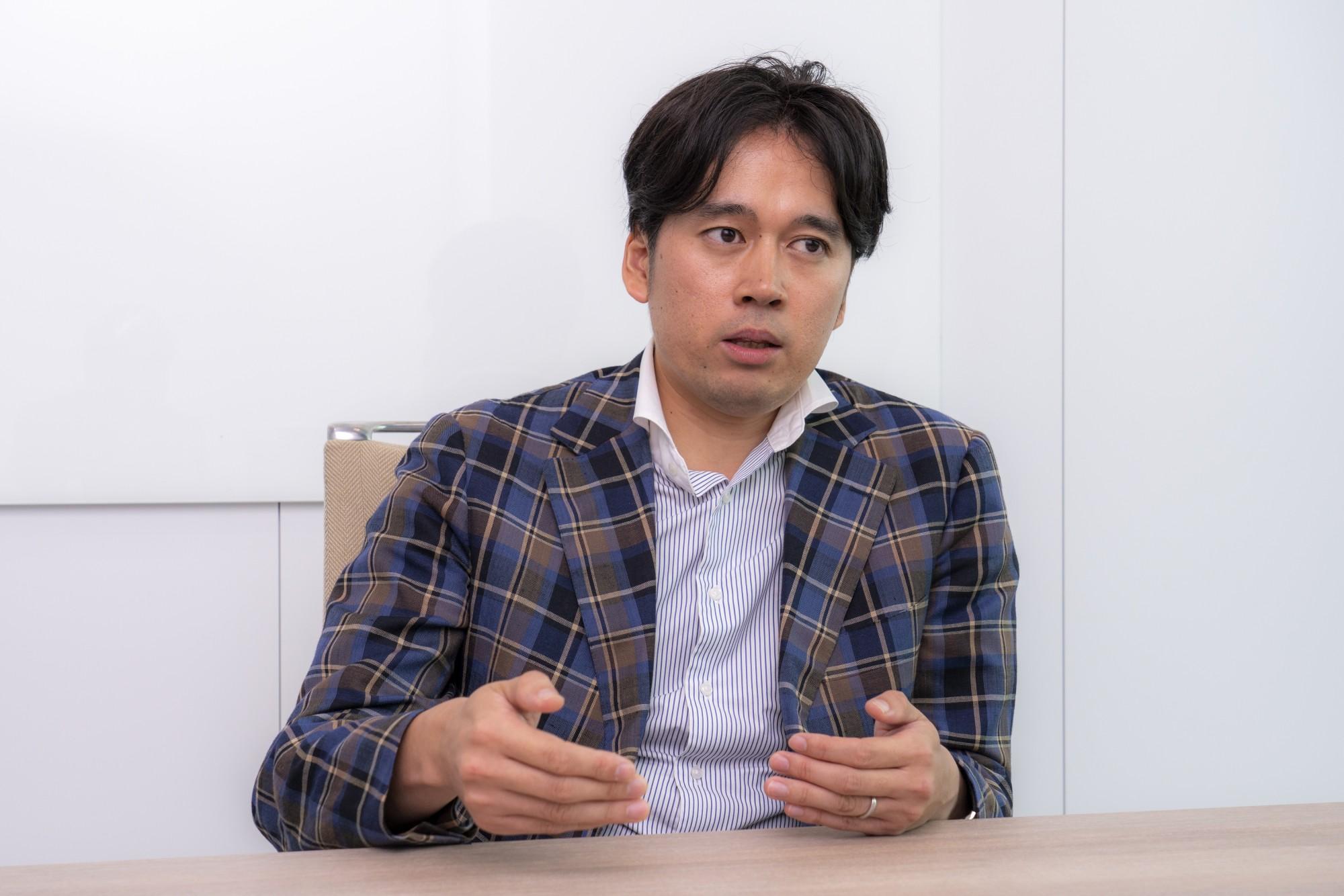 株式会社リミックスポイント 代表取締役会長CEO 小田玄紀 インタビュー 画像1