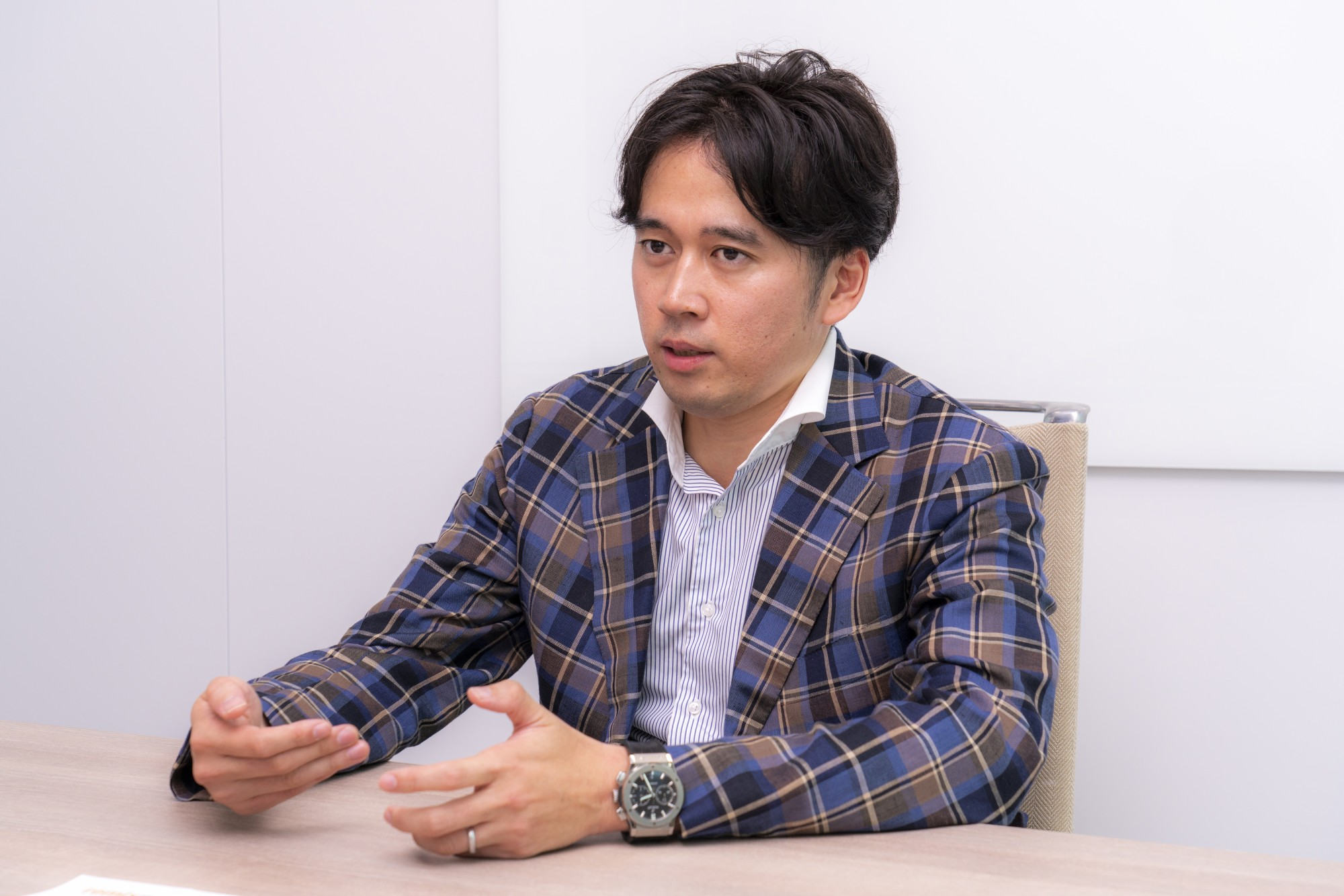 株式会社リミックスポイント 代表取締役会長CEO 小田玄紀 インタビュー 画像2