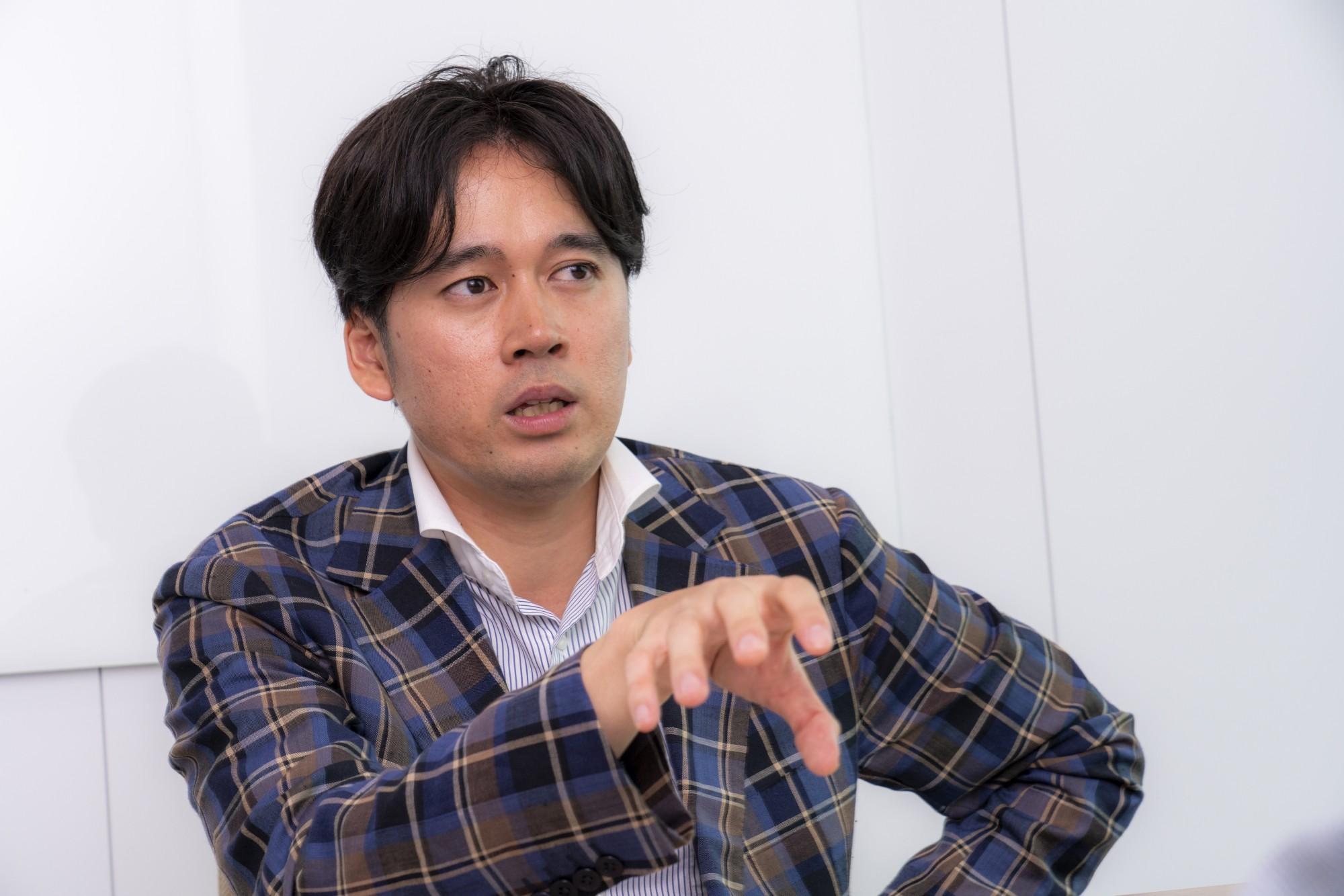 株式会社リミックスポイント 代表取締役会長CEO 小田玄紀 インタビュー 画像3